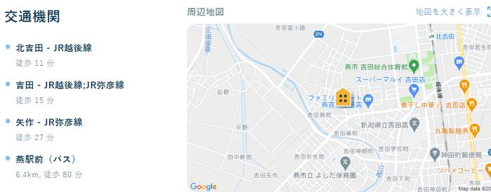 ビレッジハウス吉田宮小路交通機関