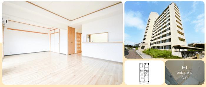ビレッジハウス東松山タワー物件写真