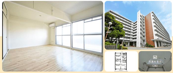 ビレッジハウス柳崎タワー物件写真