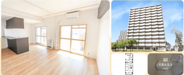 ビレッジハウス桜台タワー物件写真