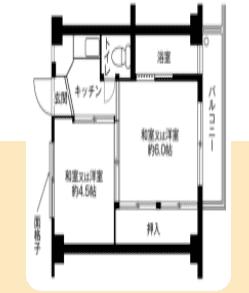ビレッジハウス千光寺物件写真
