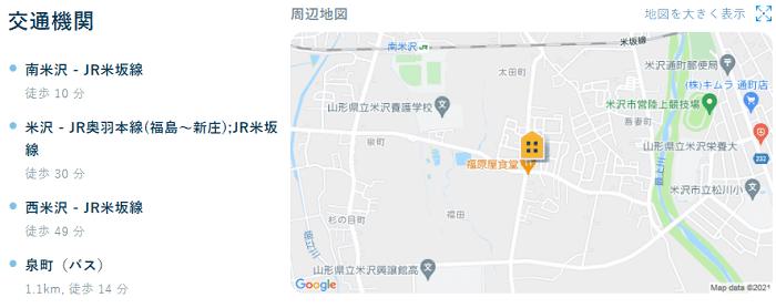 ビレッジハウス太田交通機関