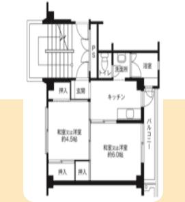 ビレッジハウス太田物件写真