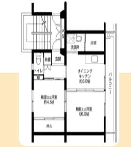 ビレッジハウス柴田物件写真